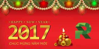 Replus chuc mung nam moi 2017