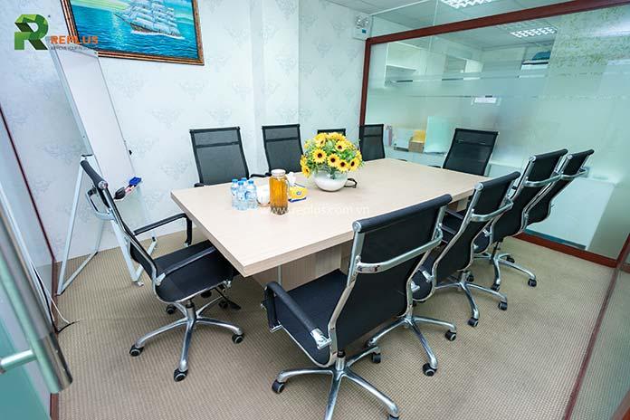 Phòng họp cho thuê giá rẻ tại quận Bình Thạnh, TPHCM