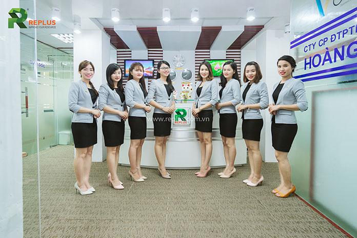 Sở hữu văn phòng chia sẻ ngay Phố đi bộ Nguyễn Huệ và hưởng đến 10 tiện ích ưu việt  Nhan-vien-Replus