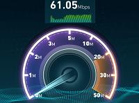 internet 60mbps