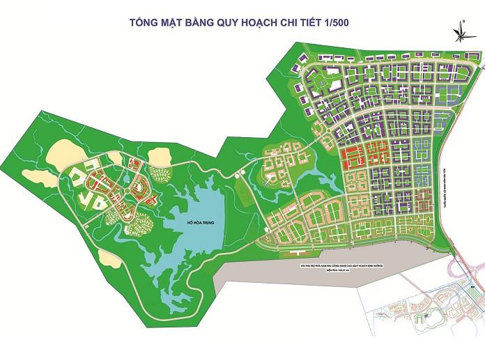 Khu CNC Đà Nẵng 2018