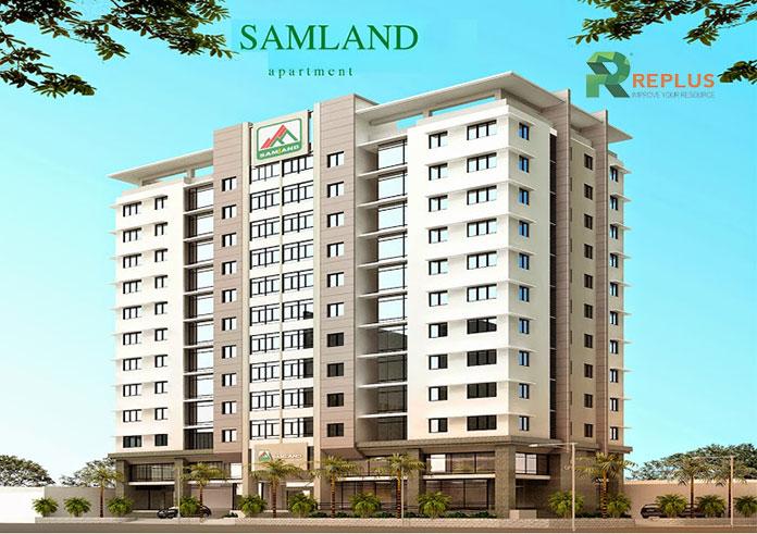 Samland-building