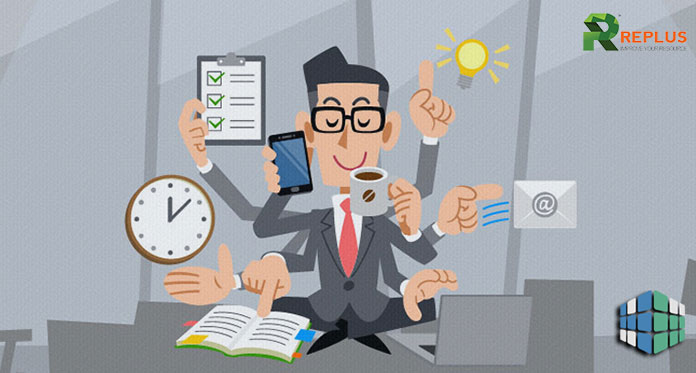 năng suất công việc tăng khi sử dụng văn phòng chia sẻ