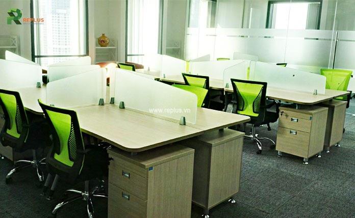 Văn phòng chia sẻ thay thế mặt bằng chung cư