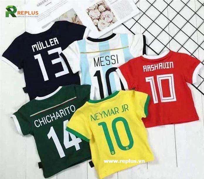 kinh doanh quần áo world cup