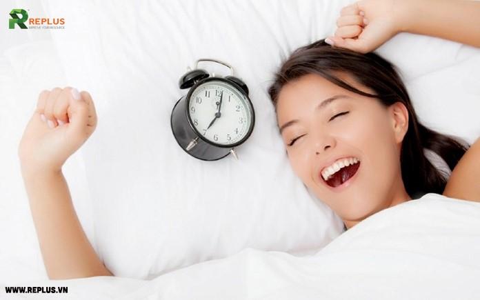 bí quyết thành công nhờ ngủ đủ 7 tiếng 1 đêm