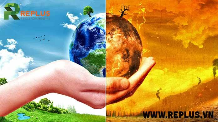 kinh phí cho chương trình biến đổi khí hậu