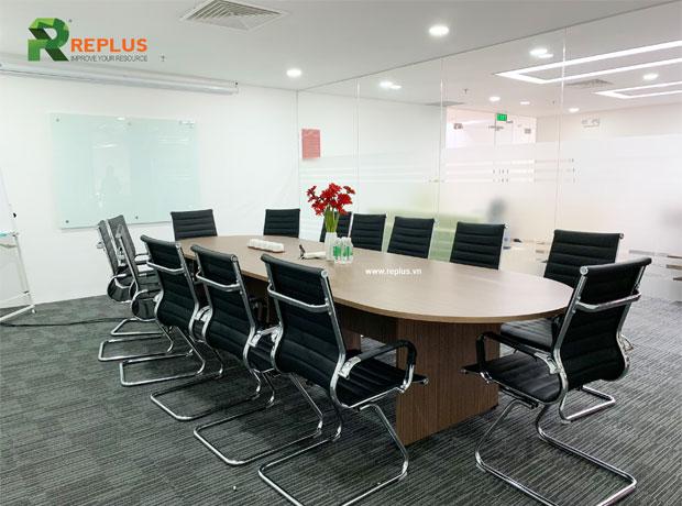 Phòng họp rộng rãi cho 3 - 25 người