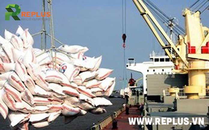 xuất khẩu 20% lượng gạo trong hợp đồng